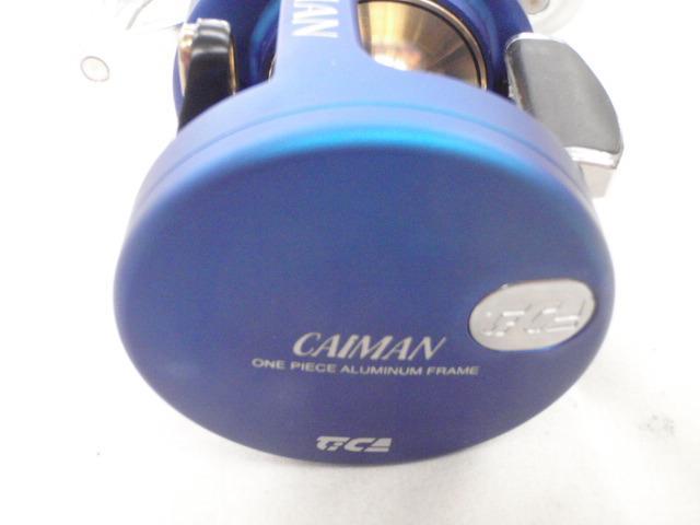 カイマンCJ100Rブルー 圖片(2)