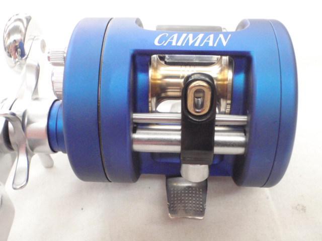 カイマンCJ100Rブルー 圖片(4)