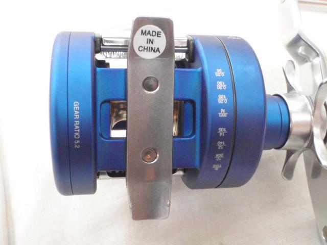 カイマンCJ100Rブルー 圖片(5)