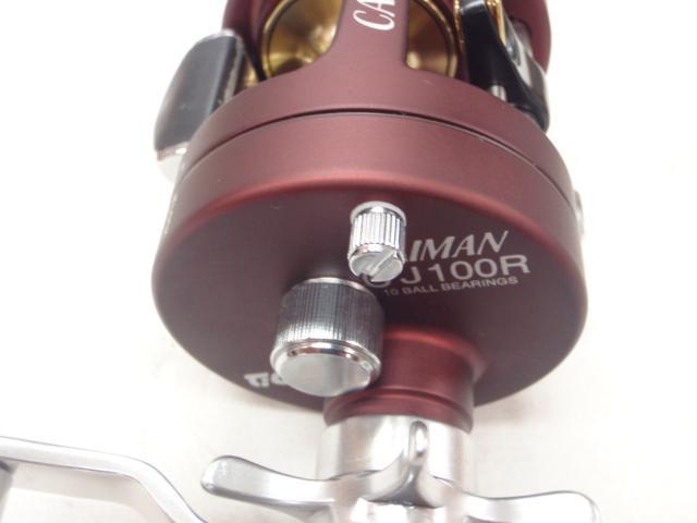 カイマンCJ100Rワインレッド