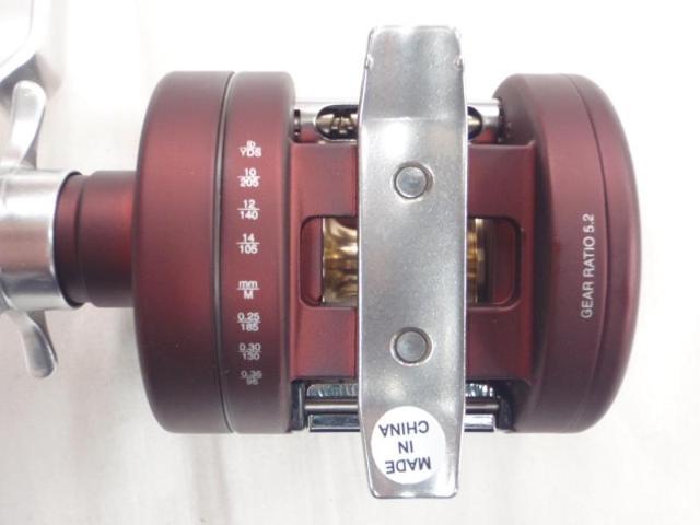 カイマンCJ100Rワインレッド 圖片(7)