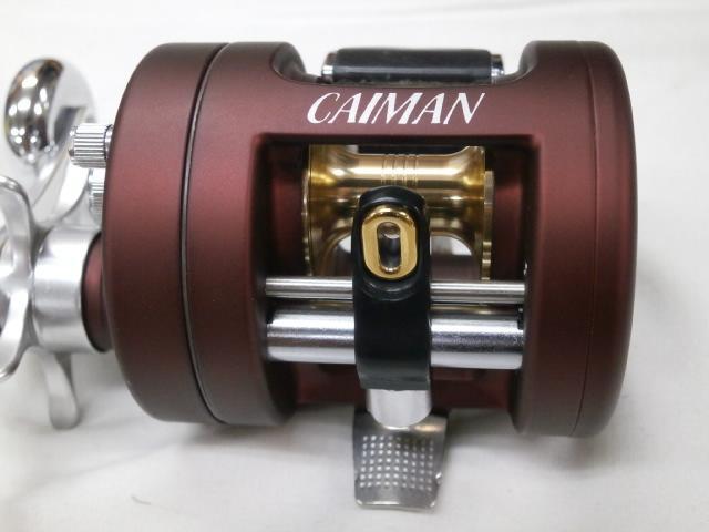 カイマンCJ100Rワインレッド 圖片(2)